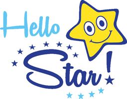 HelloStar!_Logo_ret