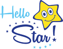 Hello Star! logo